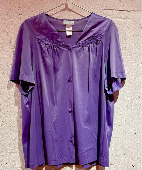lingerie(半袖purple)