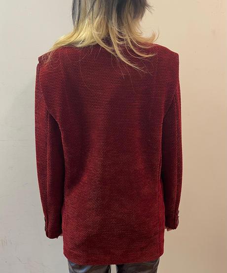 red design jacket