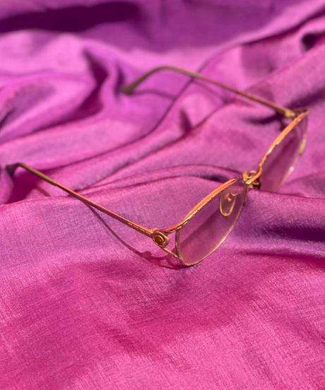 glasses(silver)