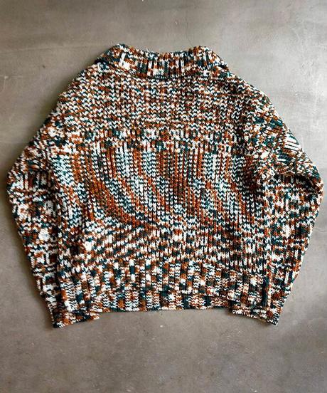 【発送ご希望の方】TAICHI MUKAI x EFILEVOL Skipper Knit