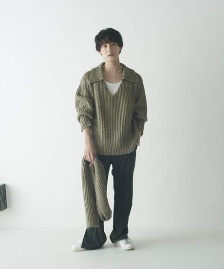 【イベントお渡しご希望の方】TAICHI MUKAI x EFILEVOL Skipper Knit