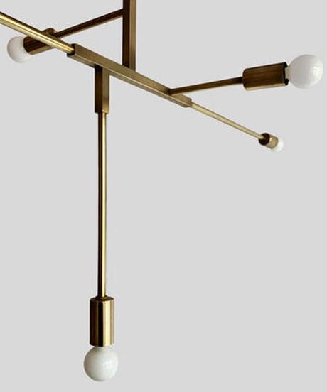11-EG111026 L&F CLIFF Pendant Lamp + (メールオーダー対応品)