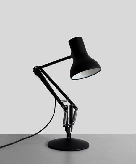 11-EG121022  Anglepoise Type75mini Desk Lamp black