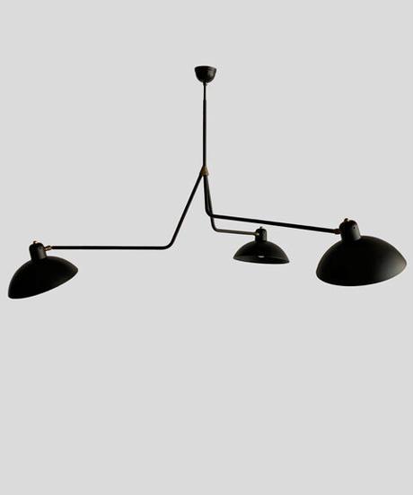 11-EG111027  L&F WALDORF TRIPLE Pendant Lamp (メールオーダー対応品)