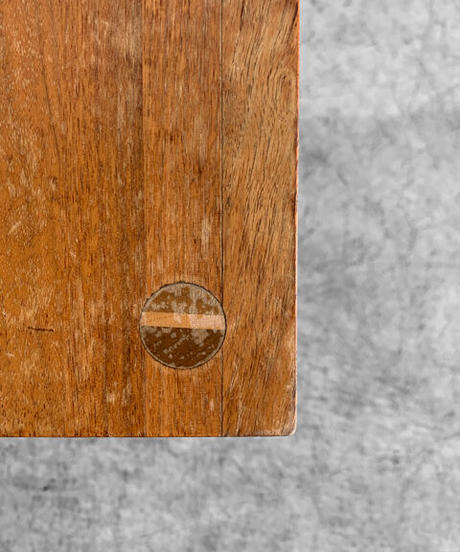 11-PS113009 Nesting table Maple【B】
