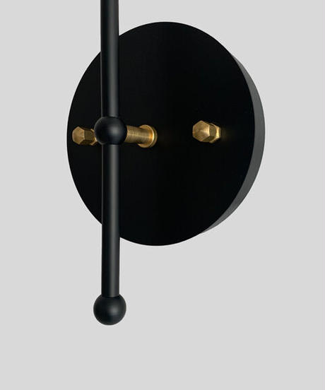 11-EG131016  ORB CLANE BLACKET black