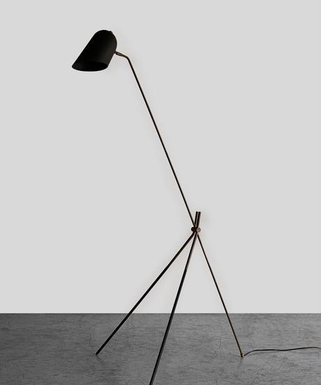 11-EG121027 L&F CLIFF SOL FLOOR LAMP (メールオーダー対応品)