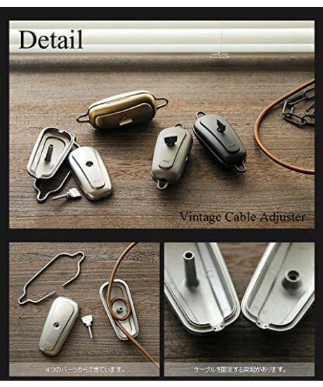 ART WORK STUDIO ビンテージケーブルアジャスター Vintage cable adjuster BU-1145