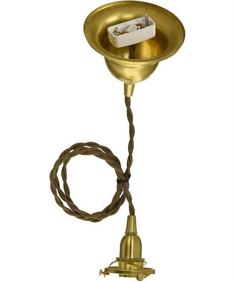 アクシス/Homestead+照明+ペンダントE17用BR100cm(シーリングカバー付)+E17+ペンダント灯具+HS1857