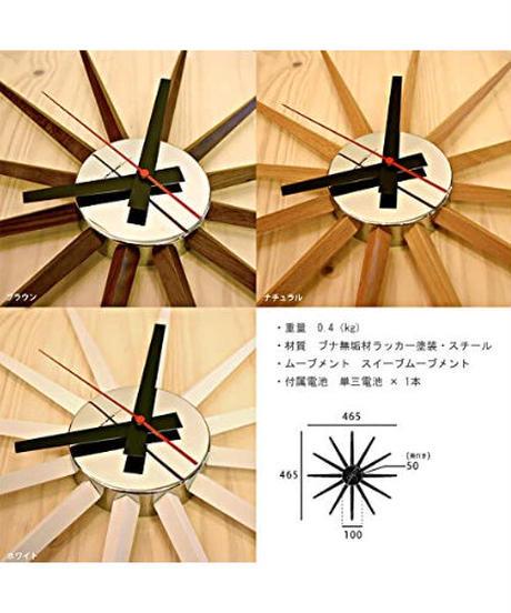 ART WORK STUDIO ATRAS2 WALL CLOCK (アトラス2 ウォールクロック ) TK-2074