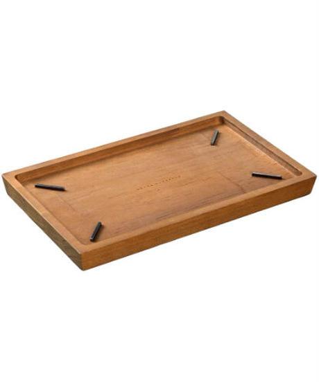 オークス  大人の鉄板 ウッドボード 鉄板小用[OTS8108]
