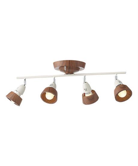 ART WORK STUDIO ハーモニーリモートシーリングランプ LED電球付属 (木目塗装) AW-0321E BE/WH