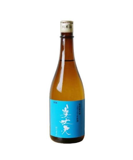 [24本限定]特別純米酒しぼりたて生原酒  720ml
