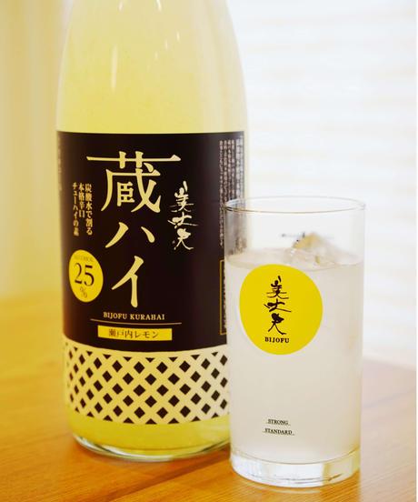 美丈夫 蔵ハイ 瀬戸内 レモン 1800ml