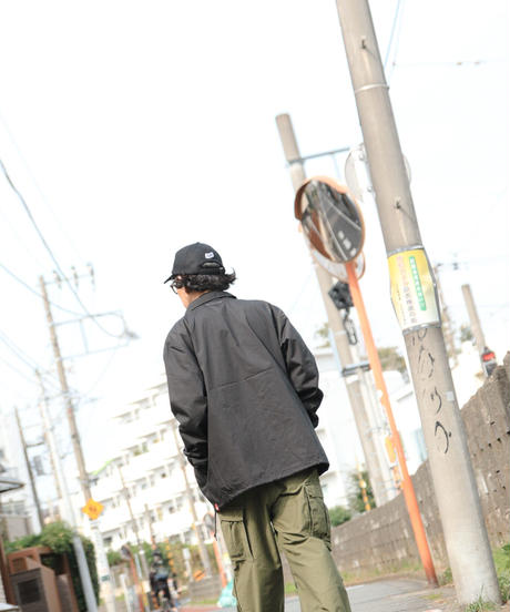 "OL""D""-B- WOOL CAP [BLACK]"