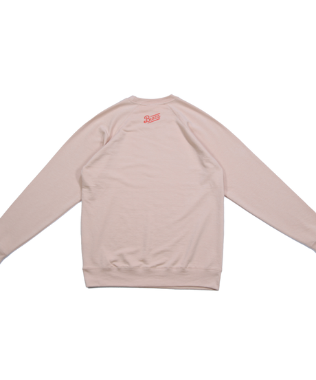 KB LIGHTWEIGHT TERRY CREW [OTOME CAMELLIA]
