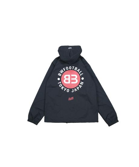 BW FOOTBALLCLUB Hooded Windbreaker Coaches Jacket [HOME]