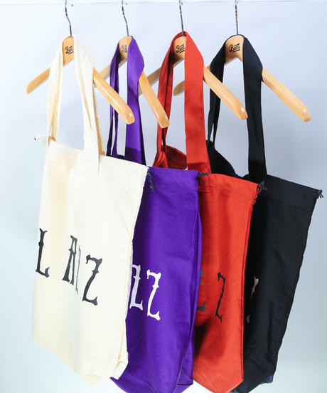 Euro Blazz Drawstring BIG TOTE BAG [PURPLE]