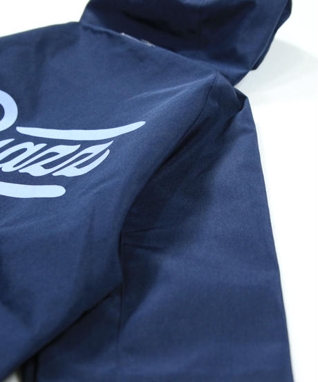 LOGO Water-repellent PARKA SHELL [NAVY]