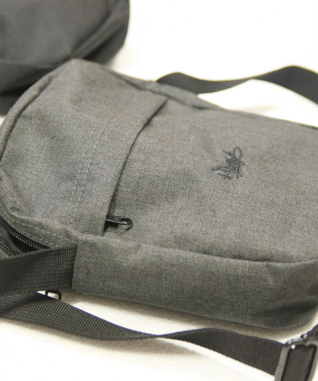 BZWS TAG MINI SHOULDER BAG [GRAY]