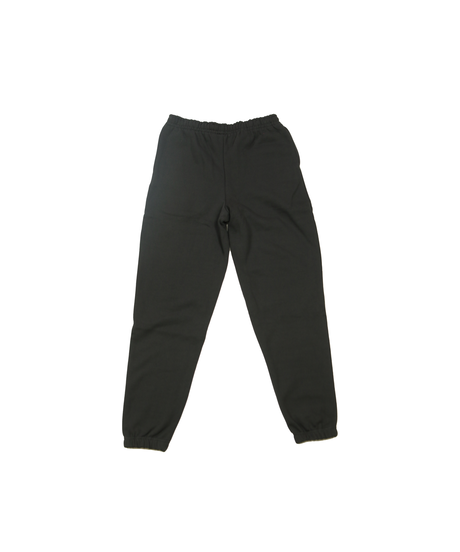 "OL""D""-B- OVERSIZE HEAVY SWEAT PANTS [BLACK]"