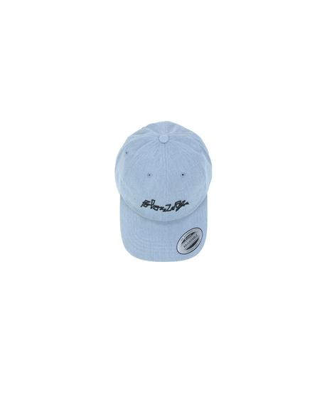 BLAZZ ELECTRONICS 3D Low Profile Cotton Cap [BLACK]