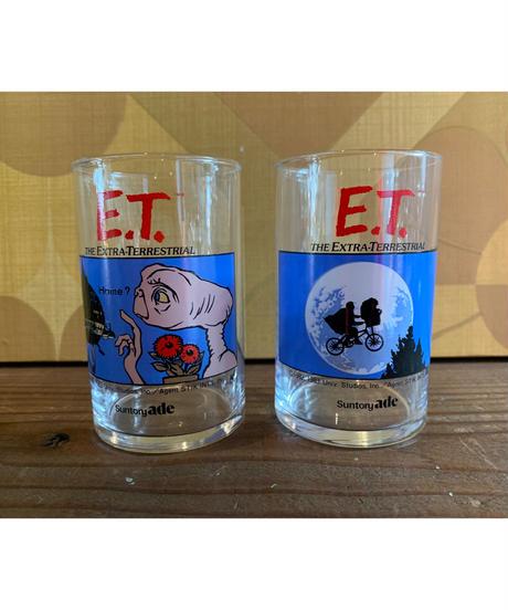 ETグラス 5客セット サントリーノベルティ