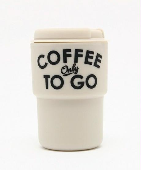 COFFEE ONLY TO GO タンブラー  WHITE