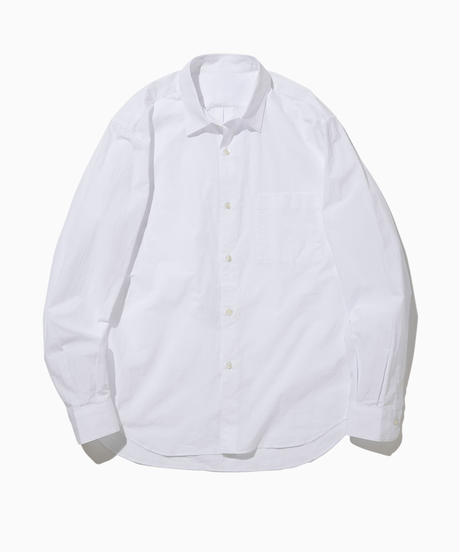 JOHN REGULAR COLLAR SHIRT-SEA-
