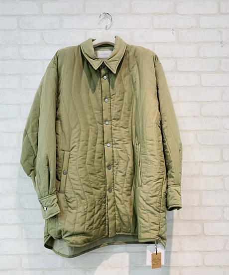 中綿ステンカラージャケット