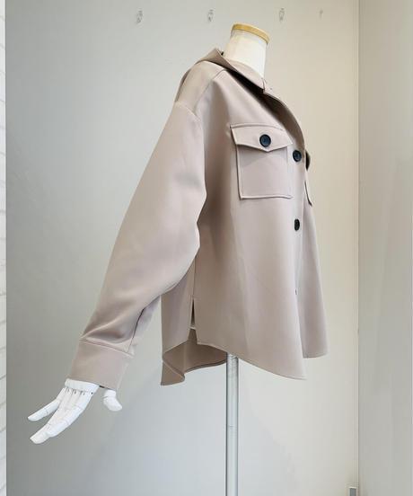 フーディーシャツCPOジャケット (set up)