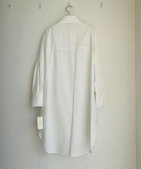 シンプルlongシャツ