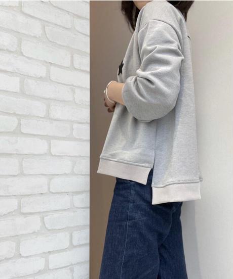 爆暖バックロゴ プルオーバー