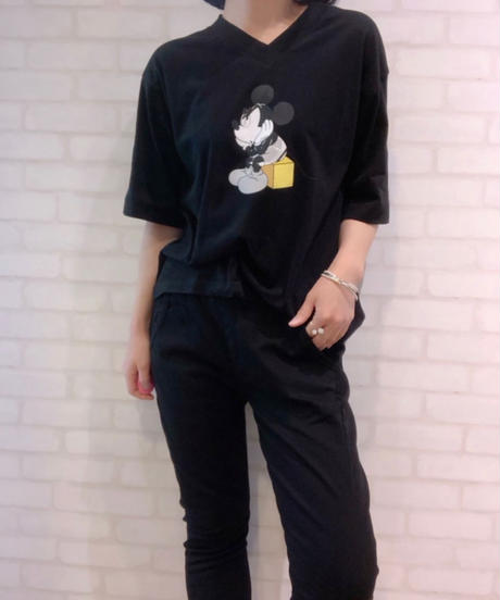 ミッキーTシャツ