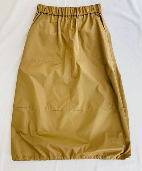 【お取り寄せ】 ベイカーポケット バルーンタフタスカート