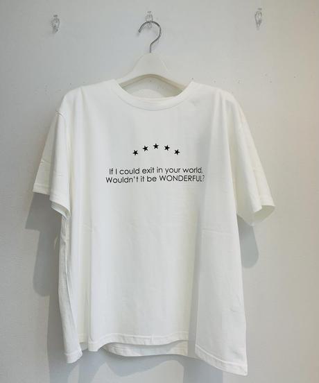 コネクト2ピースTシャツ
