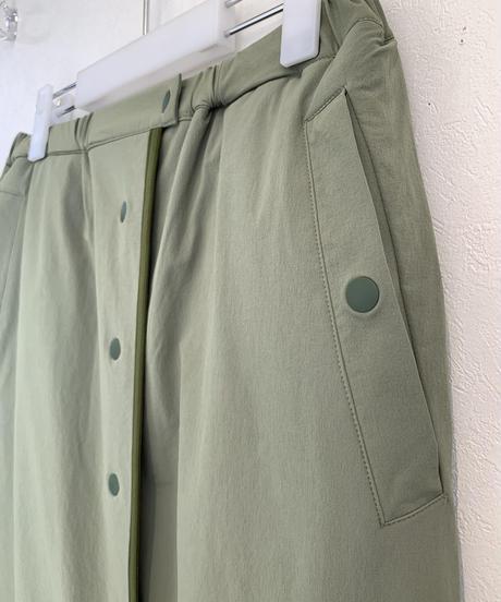 【seesetご予約】ナイロンフリースリバーシブルスカート