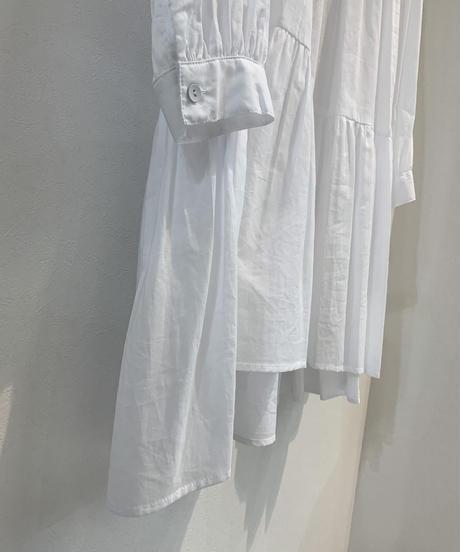 綿ローンティアードプルオーバー