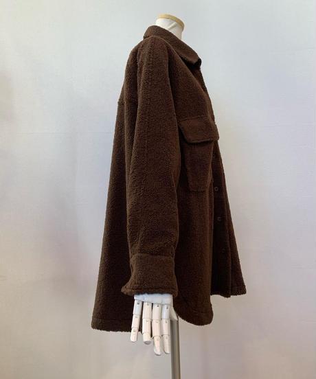 ボンバーパイルCPOジャケット