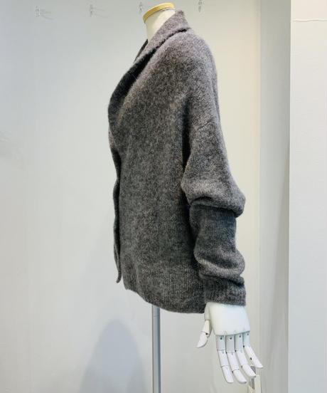 【Kittle & PAREATSU'21秋冬ご予約】ベビーアルパカカシュクールカーディガン