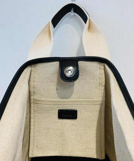 スクウェアキャンバスbag