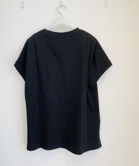 【MARGAUX'21初夏ご予約】ロゴ&イラストTee ミランダ・カー