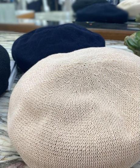 ストローベレー帽