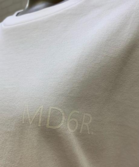 【黒のみ 再々再入荷】バック6ロゴ long Tシャツ