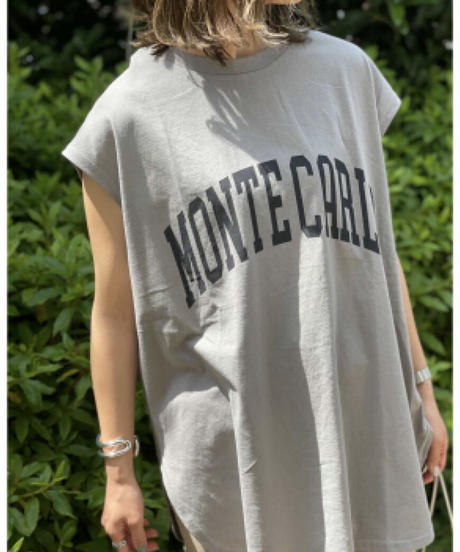 【CHIGNON晩夏初秋ご予約限定】MonteCarloフレンチTee