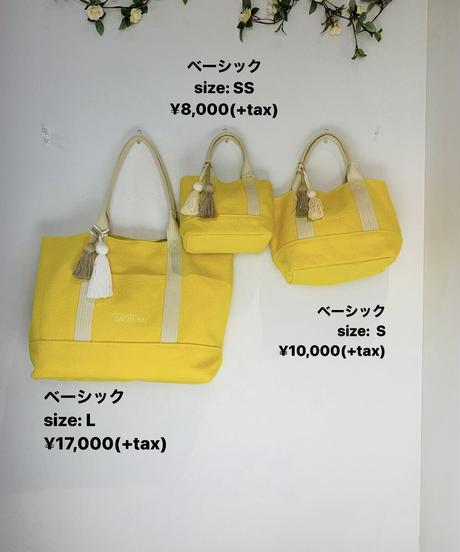 【TACHI-NU'21初夏ご予約】BASIC(ベーシック)L サイズ (タッセルチャームS1・L1個付き)