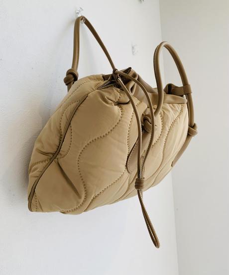 キルティングバッグ