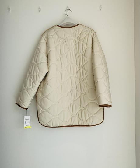 【Kittle & PAREATSU'21秋冬ご予約】ボアリバーシブルジャケット