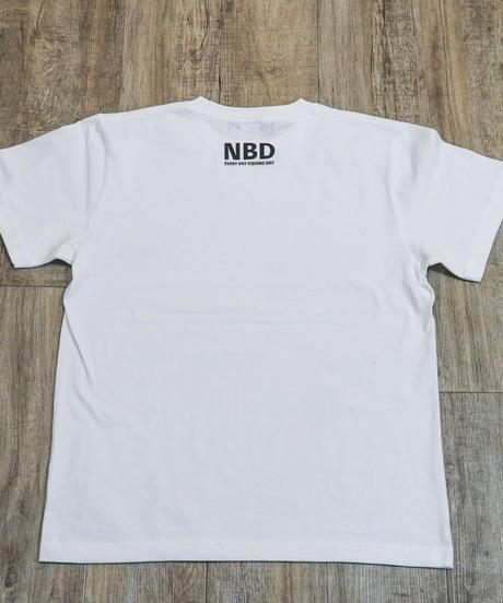 men's ストーリーTシャツ (ホワイト)