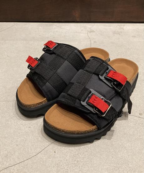 """PG (ピージー) EASY(イージー) LIKE SUNDAY MORNING Vibram sole&""""FIDLOCK"""" system sandal"""